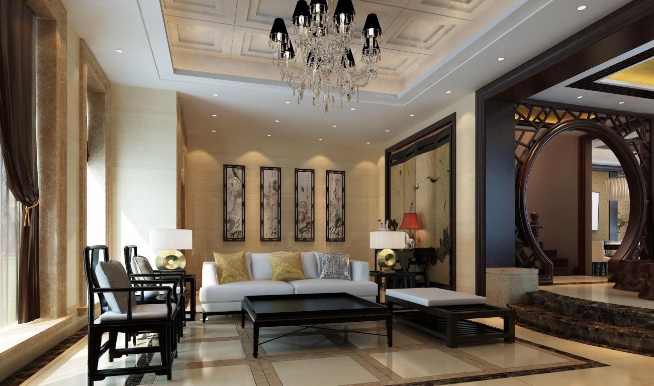 新中式室内设计风格
